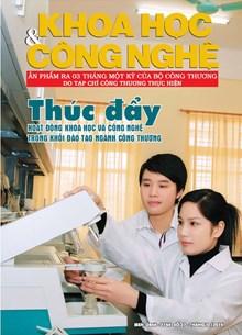 Bản tin KHCN số tháng 10/2016