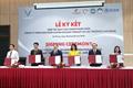 HueIC ký kết hợp tác đào tạo song hành với Công ty TNHH sản xuất và kinh doanh Vinfast