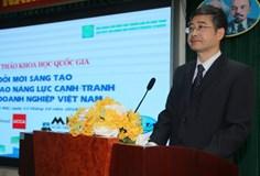 Đổi mới sáng tạo nâng cao năng lực cạnh tranh của doanh nghiệp Việt Nam