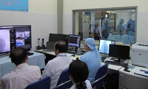 Doanh nghiệp Việt sản xuất thành công hệ thống hội chẩn y tế trực tuyến Video và hệ thống lưu trữ và truyền hình ảnh phục vụ kết nối liên thông dữ liệu giữa các bệnh viện