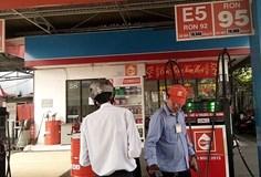 TP. Hồ Chí Minh: Xăng E5 tiêu thụ tăng 3,6 lần so với ngày đầu triển khai