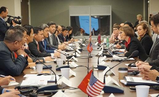 Hoa Kỳ tiếp tục đẩy mạnh hợp tác với Việt Nam về khoa học và công nghệ