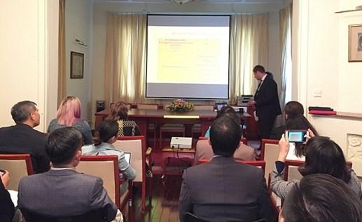 Việt Nam – Czech đẩy mạnh hợp tác trong lĩnh vực khoa học công nghệ