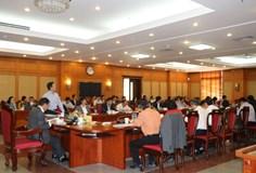 Chương trình hội nghị ban điều hành chương trình quốc gia năng suất và chất lượng