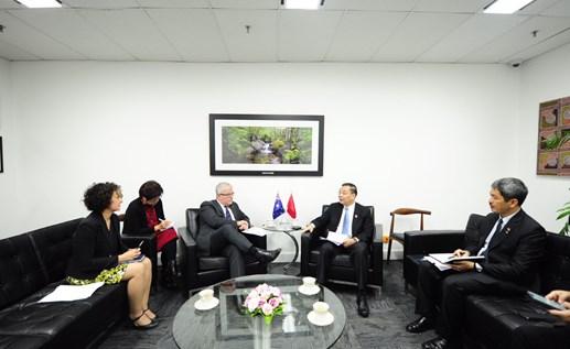 Việt Nam - Australia tăng cường cam kết thúc đẩy hợp tác về KHCN và đổi mới sáng tạo