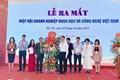 Kỳ vọng cho sự phát triển thị trường và doanh nghiệp khoa học Việt Nam