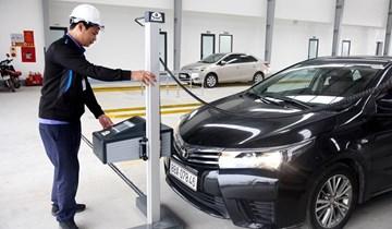 Từ năm 2020, ô tô đăng kiểm sẽ phải đáp ứng tiêu chuẩn khí thải cao hơn