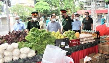 Hà Nội đẩy mạnh công tác kiểm tra và đảm bảo an toàn thực phẩm