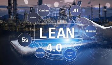 LEAN 4.0: Áp dụng một số công cụ của Công nghiệp 4.0 trong quản lý tinh gọn