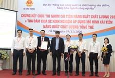 Rạng Đông xuất sắc giành giải Nhất cuộc thi Nhóm cải tiến năng suất chất lượng 2020