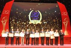 Chặng đường 25 năm phát triển bền vững Giải thưởng Chất lượng Quốc gia