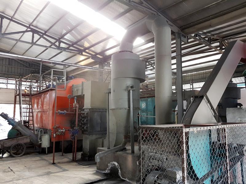 Công ty Cổ phần Than Núi Béo: Đa dạng giải pháp sản xuất sạch hơn Hệ thống xử lý nước thải công suất 1.200m3 của công ty    Hệ thống sử dụng nguồn năng lượng tại chỗ thay thế năng lượng điện phục vụ sinh hoạt tại Công ty CP Than Núi Béo. (Nguồn: Than Núi Béo)