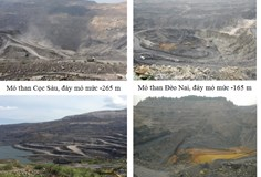 Nghiên cứu công nghệ vét bùn cho các mỏ than lộ thiên tại Quảng Ninh