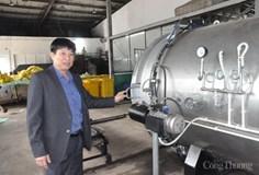Lần đầu tiên Việt Nam làm chủ công nghệ hấp khử trùng rác thải y tế