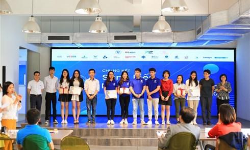 Đội thi Trường Đại học Điện lực vào Chung kết cuộc thi Sáng kiến Năng lượng Bền vững 2020