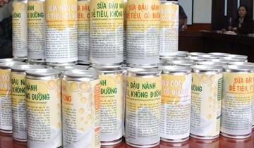 Sản xuất đồ uống chức năng từ đậu nành bằng công nghệ enzyme