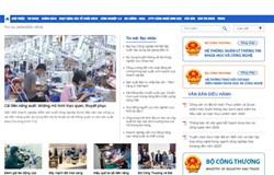 Trang TTĐT KHCN ngành Công Thương vượt mốc 6 triệu lượt truy cập
