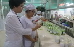 Sữa đậu nành dành cho bệnh nhân nghèo