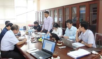 Kiểm tra định kỳ nhiệm vụ KHCN tại Viện Công nghệ sinh học và Công nghệ thực phẩm, Đại học Bách khoa Hà Nội