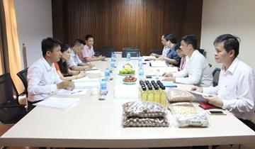 Kiểm tra, thẩm định sản phẩm nhiệm vụ KHCN tại Trường ĐH Công nghiệp Hà Nội