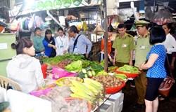 Hà Nội đẩy mạnh cấp chứng nhận cơ sở đủ điều kiện an toàn thực phẩm