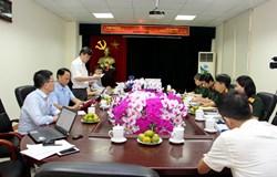 Kiểm tra giữa kỳ nhiệm vụ KHCN do Viện Công nghệ mới chủ trì thực hiện