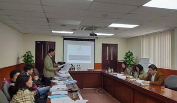 Hoàn thiện công nghệ sản xuất bánh men lá ứng dụng trong sản xuất rượu truyền thống tại Thái Nguyên