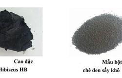 Nghiên cứu quy trình chiết xuất phân đoạn giàu hợp chất polyphenol từ loài Hibiscus sabdariffa L. (Malvaceae), ứng dụng để tạo thực phẩm chức năng