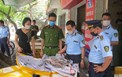 Nam Định phát hiện gần 500kg thực phẩm không rõ nguồn gốc