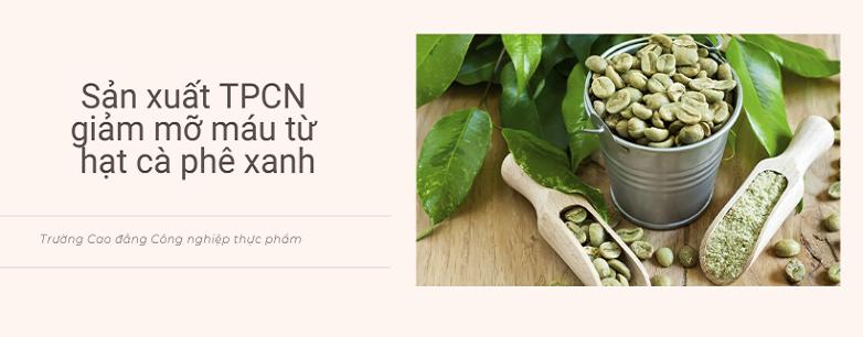 TPCN từ hạt cà phê xanh