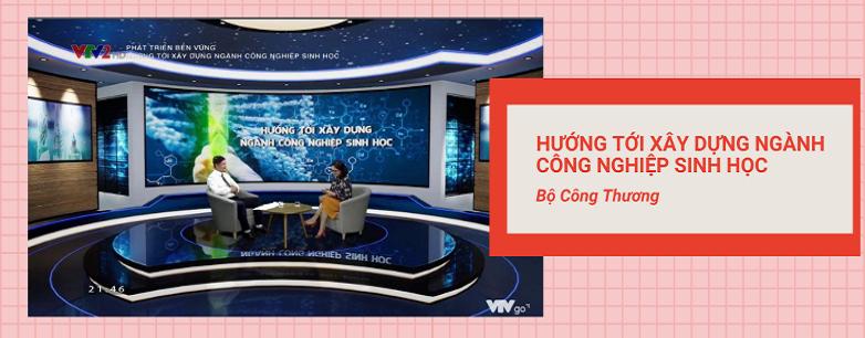 Việt Nam hướng tới phát triển công nghiệp sinh học