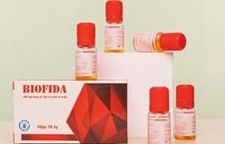 Sản xuất thành công sản phẩm hỗ trợ duy trì vi sinh đường ruột thay thế nhập ngoại